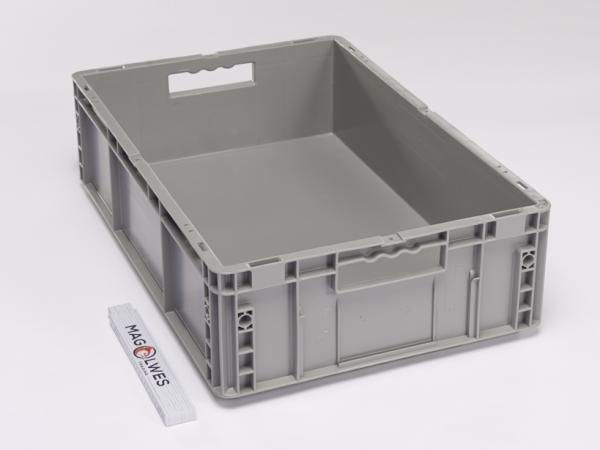 2A Qualität - SSI Schäfer Mültifunktionsbehälter MF 6170 PP, Farbe Regranulat