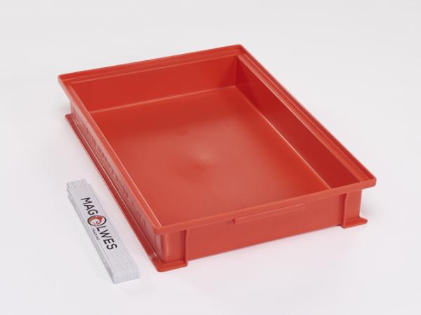 2A Qualität - SSI Schäfer Stapelkasten 14/6-2F 465x314x72mm