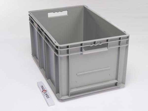 2A Qualität - SSI Schäfer EuroFix Kasten EF 6320 PP Farbe Regranulat