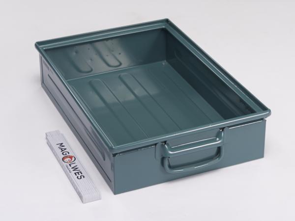 2A Qualität - SSI Stapeltransportkasten aus Stahlb. 14/6-2 G